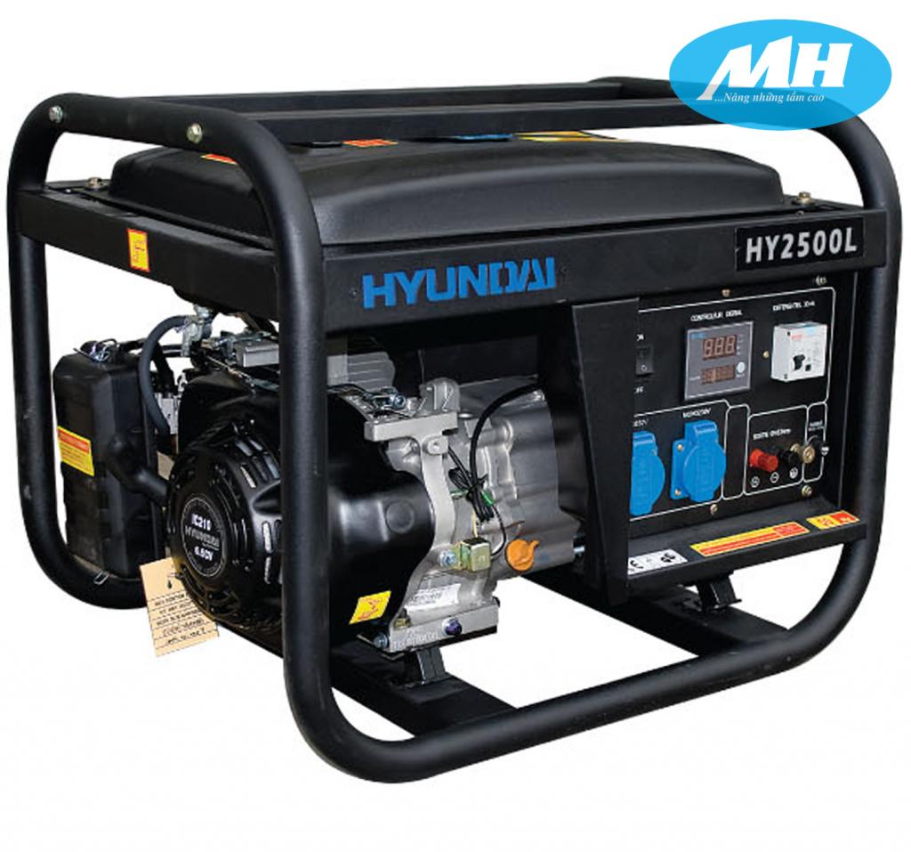 Có nên chọn thuê máy phát điện Hyundai không?