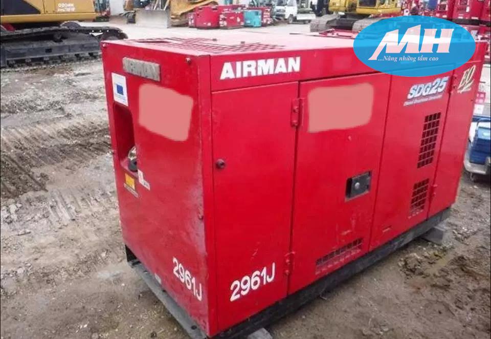 Lý do nên chọn máy phát điện Airman