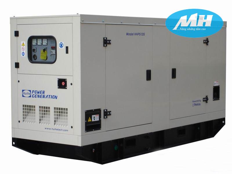MH Rental cho thuê máy phát điện thương hiệu Perkins với quy trình đơn giản