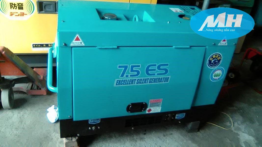 MHrental cho thuê các loại máy phát điện dân dụng từ 5 – 10kva uy tín