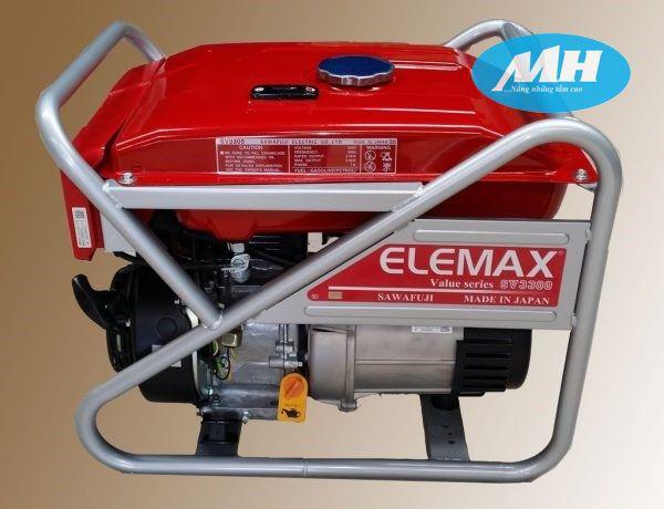 Máy phát điện Elemax 600kva