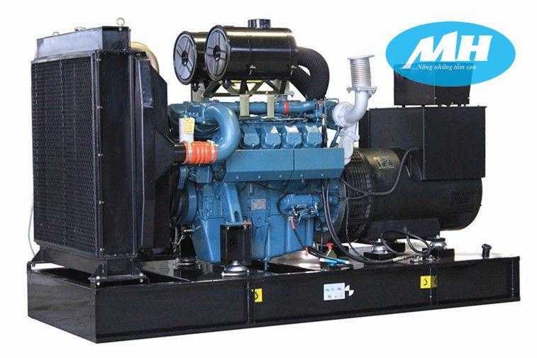 Máy phát điện cho thuê Mitsubishi