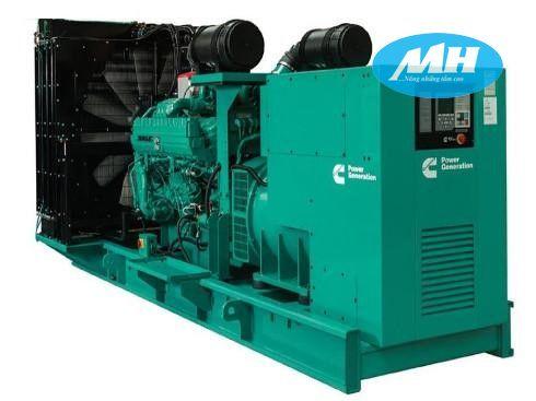Máy phát điện - giải pháp duy trì điện sản xuất và sinh hoạt khi có sự cố mất điện