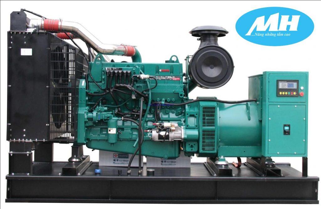 Phân loại máy phát điện theo nhiên liệu sử dụng