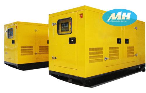 Quy trình thuê máy phát điện tại MHRental