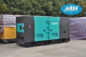 Thuê máy phát điện Cummins chất lượng tại MH-Rental