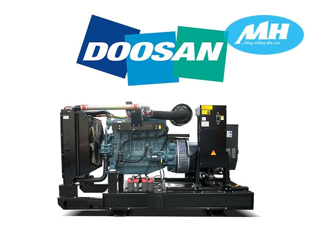 Vậy nguyên nhân nhiều người chọn thuê máy phát Doosan là gì?