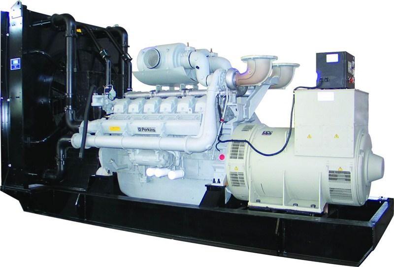 Máy phát điện chạy dầu tiết kiệm nhiên liệu