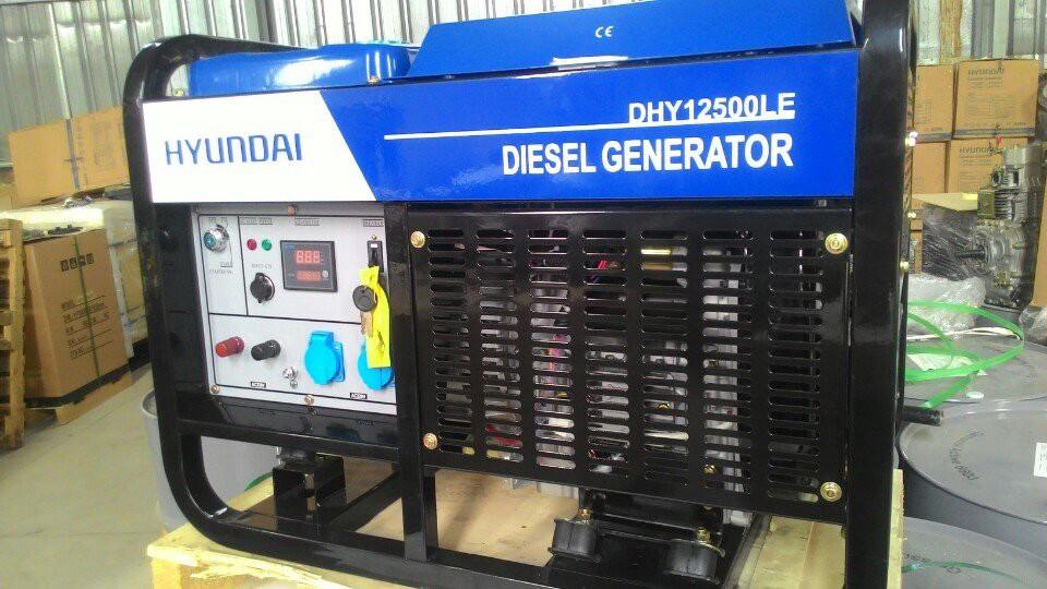 Mẫu máy phát điện dân dụng