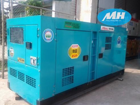 MHrental – đơn vị cho thuê máy phát điện công nghiệp uy tín