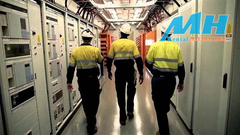 Thường xuyên kiểm tra, vệ sinh máy sạch sẽ để đảm bảo máy vận hành an toàn