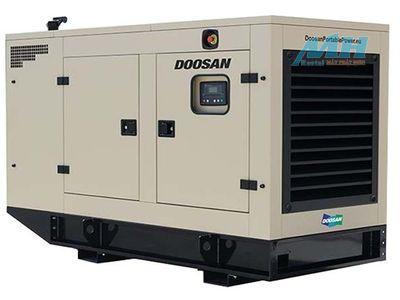 Vì sao nhiều người chọn thuê máy phát điện thương hiệu Doosan?
