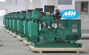 Dịch vụ cho thuê máy phát điện của MH Rental là tốt nhất