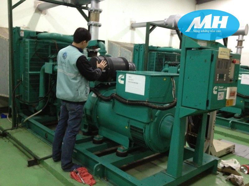 Chọn máy phát điện có nguồn gốc xuất xứ